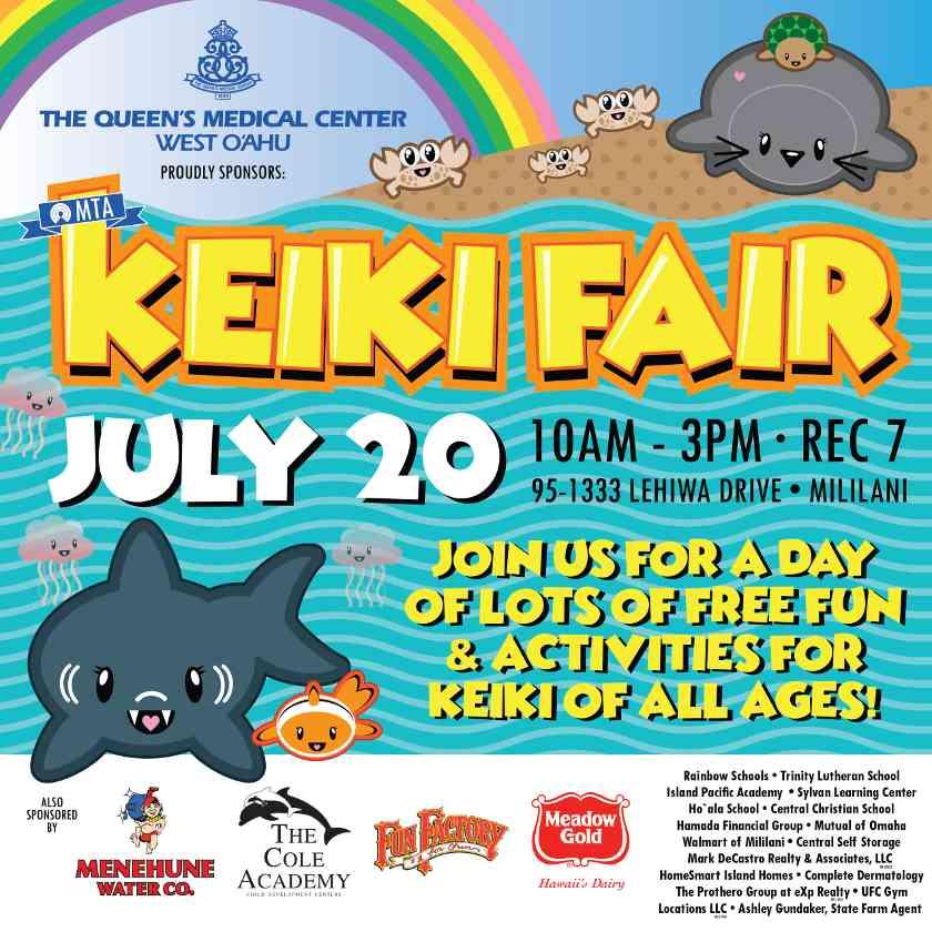 Keiki Fair | Mililani Town Association – Official Site